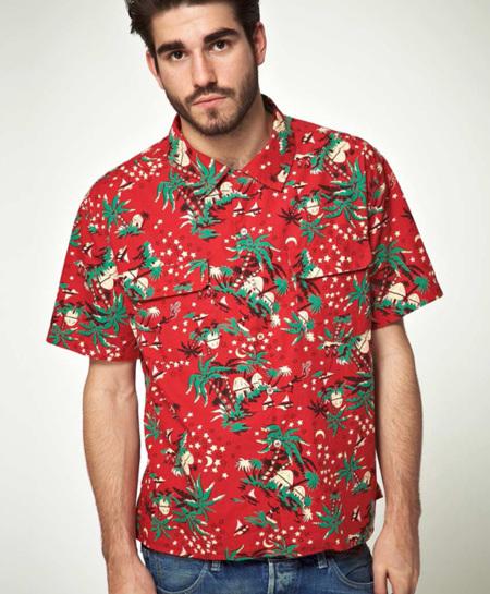 Camisa Hawaiana Levis Vintage