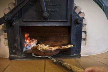 lechal al horno
