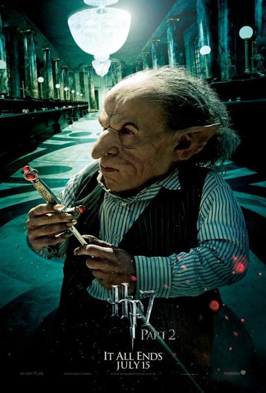 Foto de 'Harry Potter y las reliquias de la muerte. Parte II', nuevo y espectacular tráiler y carteles (20/21)
