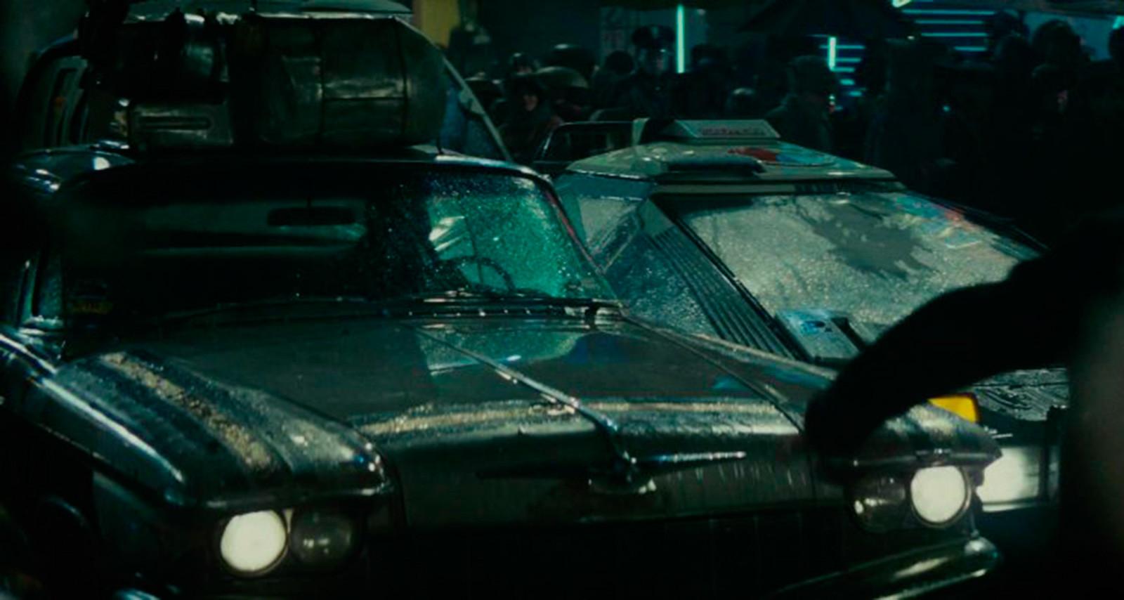Foto de Los coches de 'Blade Runner' (14/31)