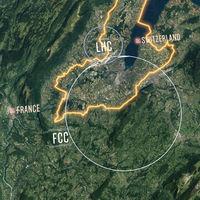 El CERN quiere construir un nuevo colisionador de partículas que dejará al LHC en un juego de niños