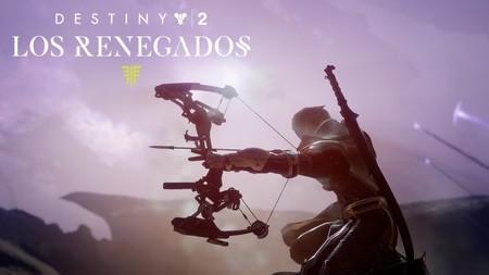 Los Renegados, la primera gran expansión de Destiny 2, llega en septiembre con todas estas novedades