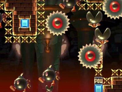 Super Mario Maker nos muestra otro nivel de locura, superado después de 15 horas de intentos
