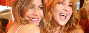 Sofía Vergara tiene unos trucos de maquillaje súper fáciles para ojos y cuello (y los ha contado en Instagram)