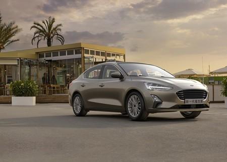 El nuevo Ford Focus Sedan está listo, pero habrá que esperar por él hasta 2019