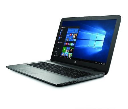 Portátil HP Notebook 15, con Core i5 y 6GB de RAM, por 539 euros
