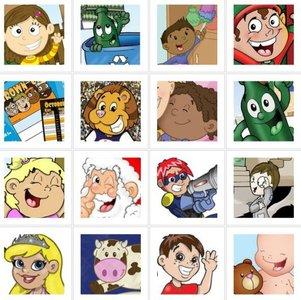 Childrens Illustrators: ilustraciones infantiles para imaginar historias