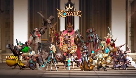 Mobile Royale, el nuevo juego de los creadores de Lords Mobile, ya está disponible en iOS y Android