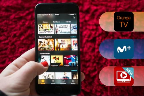 Ver la tele de los operadores en cualquier lugar: quién gana la batalla del multidispositivo