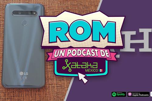 ROM 133: LG le dice adiós a los móviles