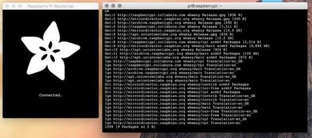 Pi Raspberrypi Y Raspberry Pi Bootstrap, instalación de las aplicaciones y las actualizaciones