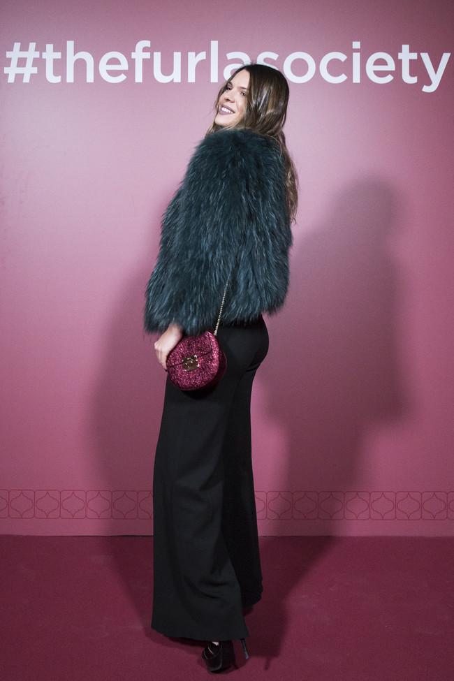 The Furla Society Laura Matamoros Celebrity