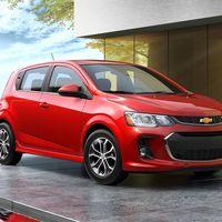 El Chevrolet Sonic terminará su vida en octubre y su lugar será ocupado por la versión SUV del Bolt
