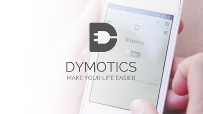 Dymotics, el servicio que busca ser el centro de control de tus dispositivos domóticos