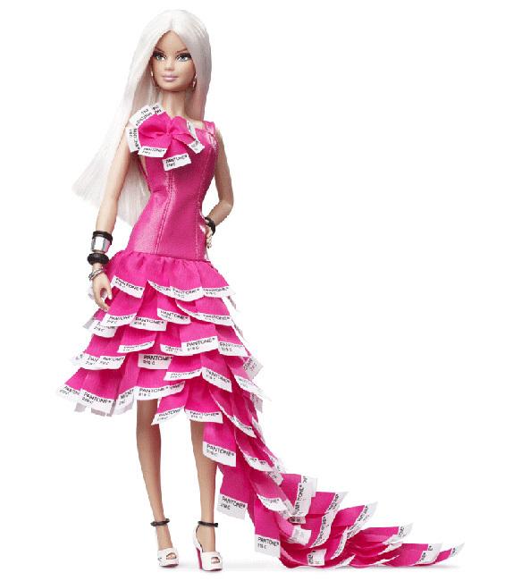 Barbie Pantone Pink