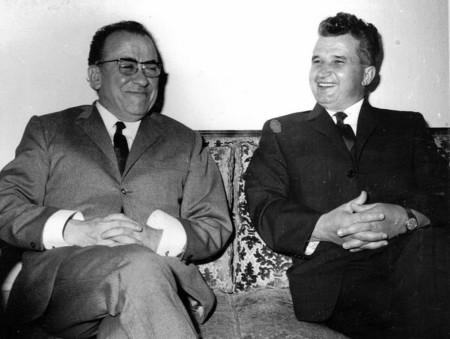 Carrillo Ceaucescu