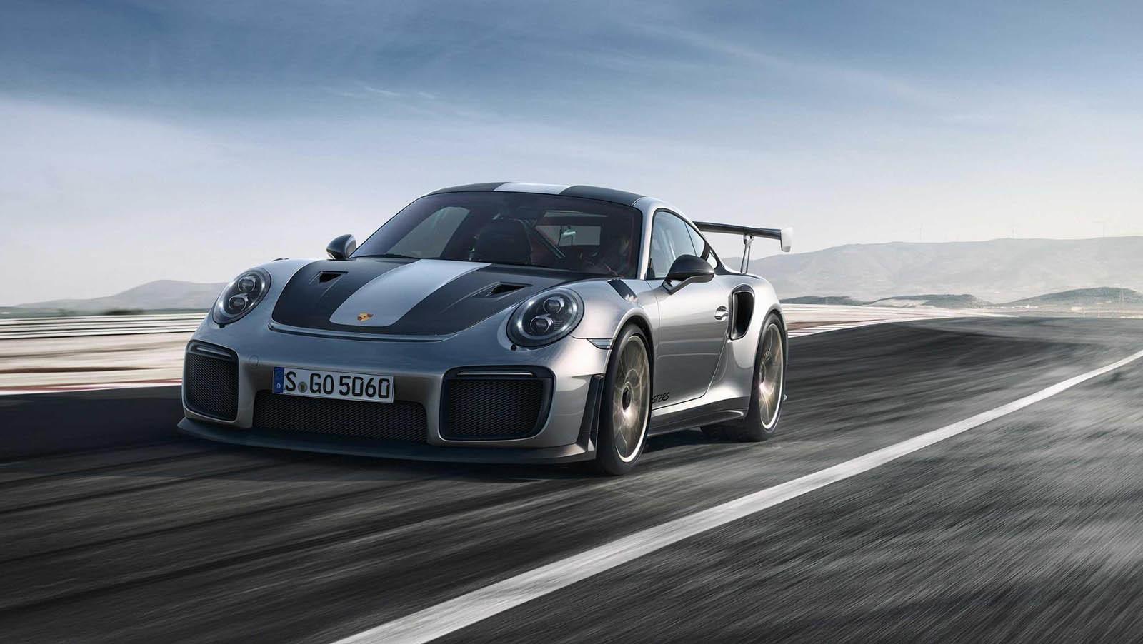 Foto de Porsche 911 GT2 RS filtraciones (1/8)