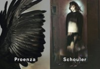 Sasha Pivovarova, una modelo de otra galaxia en la nueva campaña de Proenza Schouler