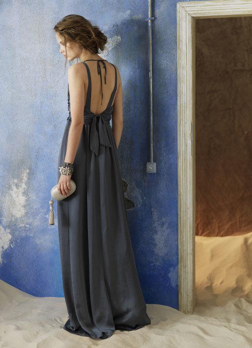 Foto de Vestidos para una boda de tarde: mi elección es un vestido largo (3/30)