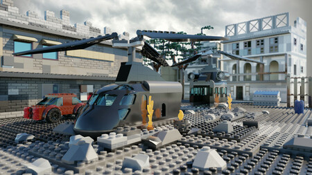 Crash Lego Cod