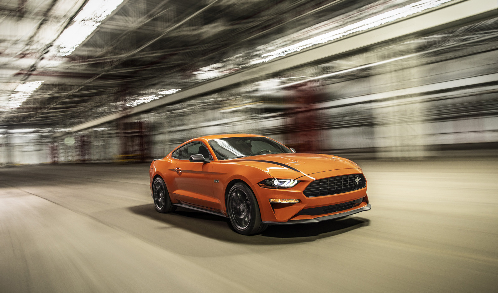 Foto de Mustang 2.3L High Performance Package (1/21)