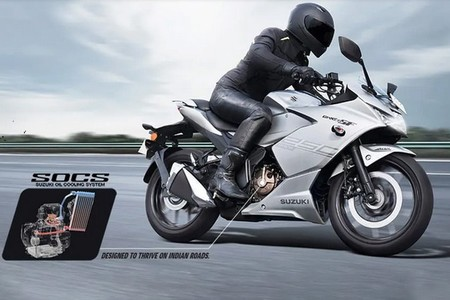Suzuki recupera el espíritu sport-turismo con la GSX-S250F de 27 CV, aunque no sabemos si llegará a Europa