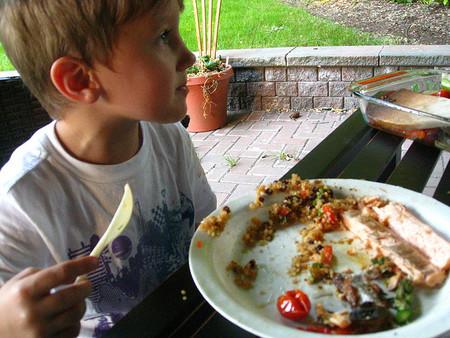 El bacalao es un pescado apropiado para niños que ofrece de manera natural nutrientes muy importantes