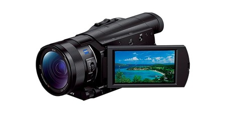 Sony Handycam Fdr Ax100e