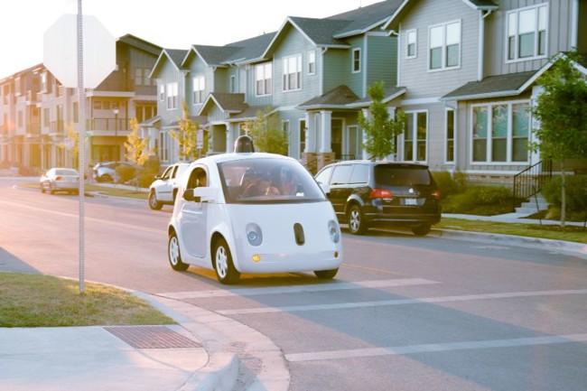 Google y Ford estarían por aliarse para fabricar coches autónomos