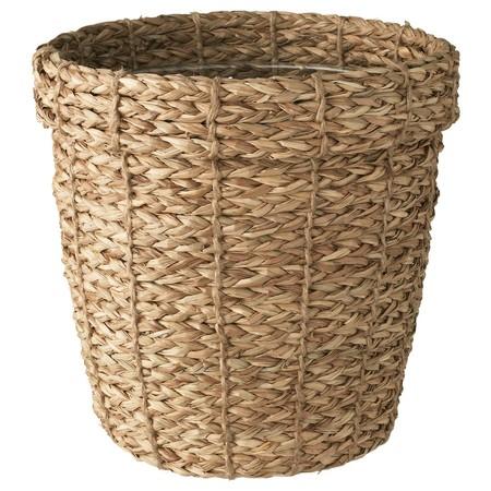 Vallmofroen Plant Pot Seagrass 0705486 Pe725616 S5