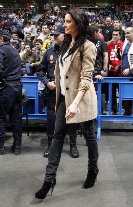 Pilar Rubio de estilo de calle