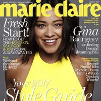 Marie Claire USA: Gina Rodriguez