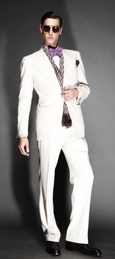 Foto de Tom Ford, colección masculina para el Otoño-Invierno 2011/2012 (13/44)