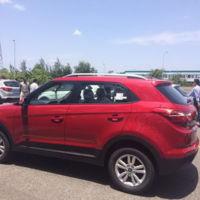 Nada de teasers, así es el nuevo Hyundai Creta sin camuflaje