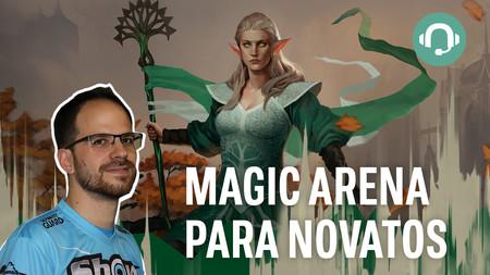 Un excampeón de España nos ayuda a empezar en Magic: The Gathering Arena y no morir en el intento