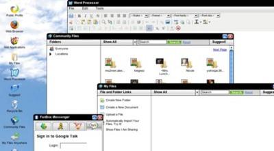 FanBox, otra emulación online más de sistema operativo de escritorio