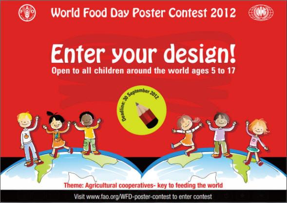 Poster Concurso Día Alimentación