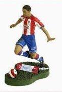 Figuras de los jugadores del Atlético de Madrid