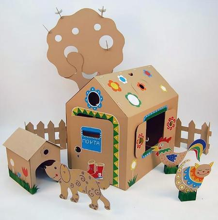 casa-carton-cardboard