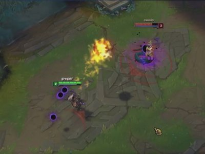 League of Legends: la nueva Runa Clave nos deja tirar meteoritos