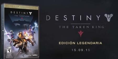 Destiny prepara el terreno con el tráiler de lanzamiento de The Taken King para Latinoamérica