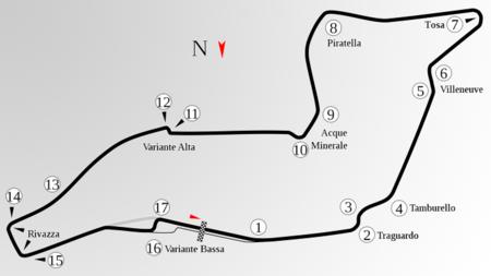 2010 Circuits Imola Png