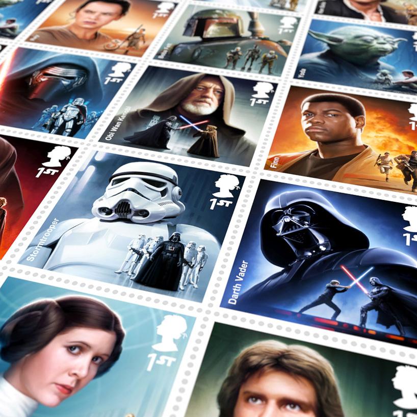 Foto de Star Wars Royal Mail (13/13)