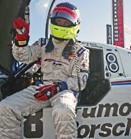 Antonio García partirá desde la pole en Daytona