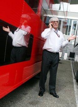 Bernie Ecclestone se muestra a favor de las órdenes de equipo