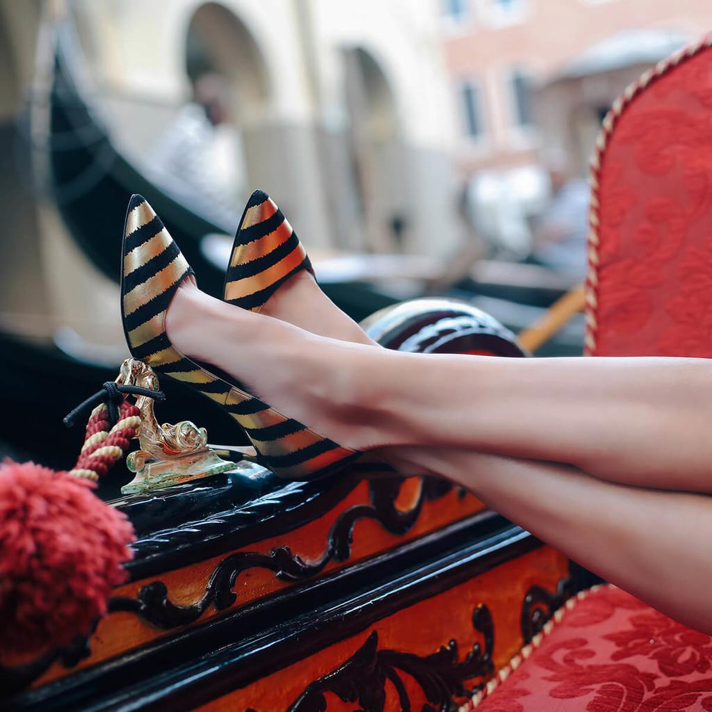 4f1aa4472 35 zapatos de fiesta para ser la más estilosa de Navidad