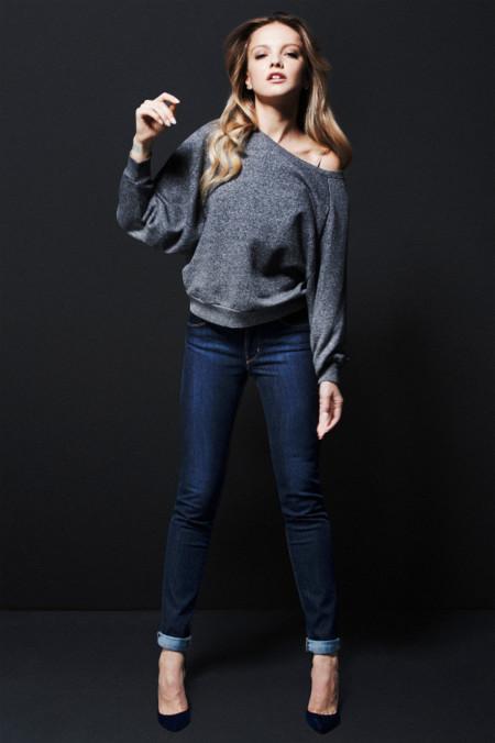 Laura Hayden, chica it del momento y DJ de excepción para las Levi's® Revel Styling Nights