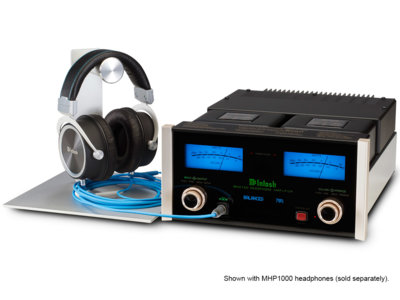 ¿Qué tiene este amplificador de auriculares de McIntosh para costar 6.000 euros?