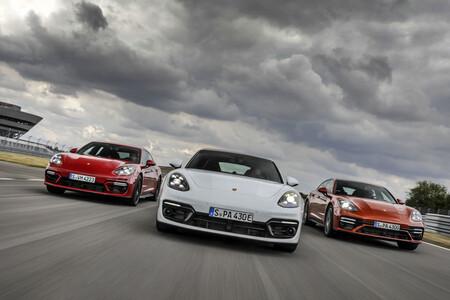 El Porsche Panamera 2022 actualiza rostro y dinámica: estos son sus precios en México
