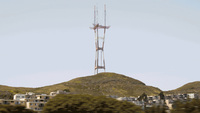 Hypno SF, vertiginosos gifs animados de la ciudad de San Francisco.